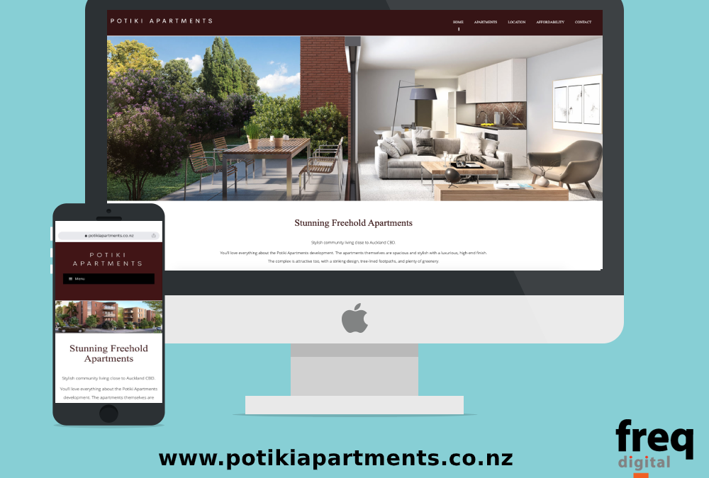 www.potikiapartments.co.nz